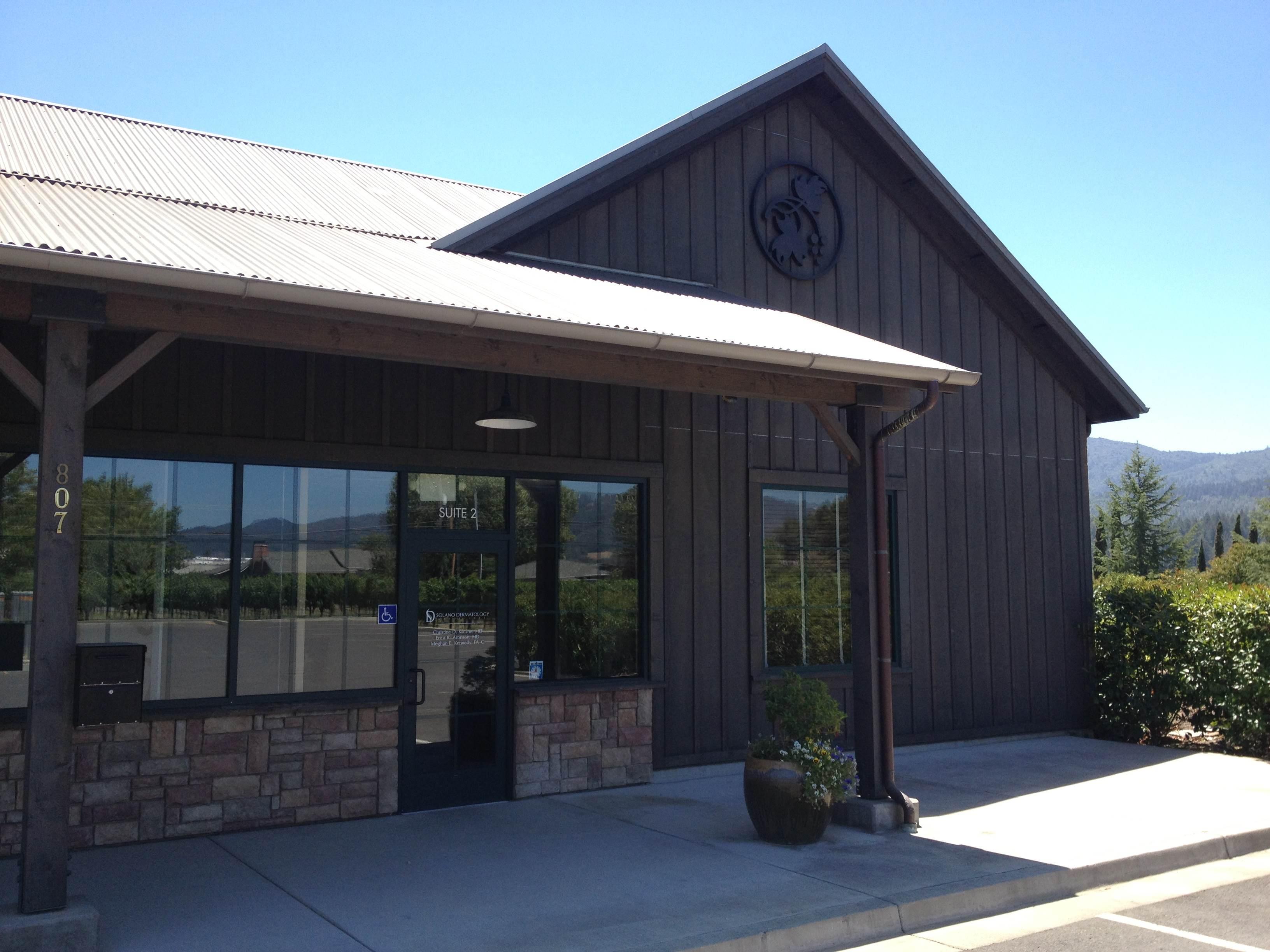 St. Helena Dermatology Office