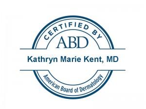 Dr. Kent Cert Mark