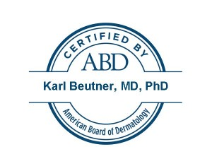 Dr. Beutner Cert Mark